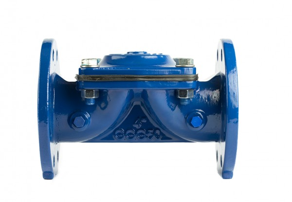 Cast iron line flanged valve