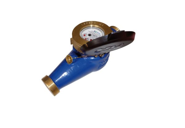 MULTI – JET WATER METER MODEL MJ-SDC (BRASS)